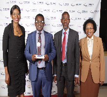 UZ Vice Chancellor Wins Innovation Project Of The Year Award