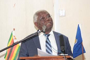UZ Academics Challenged to Lead the Country's Research Efforts