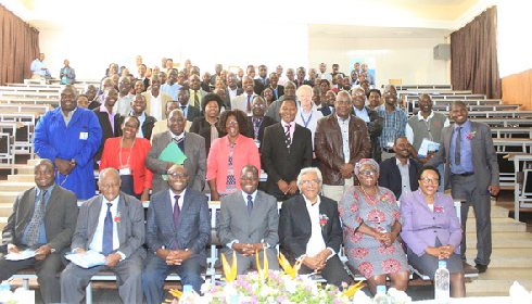 Proceedings Report of the First Biennial Symposium on Human Settlements Planning, Development and Sustainability in Zimbabwe